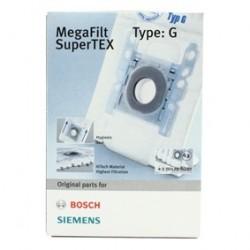 Alkuperäinen pölypussi, Bosch/Siemens  tyyppi G
